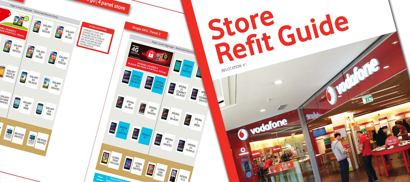 Store Refit Guide