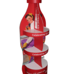 CocaCola Bottle Stand